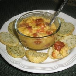 Tomato Rarebit PJ's kitchen