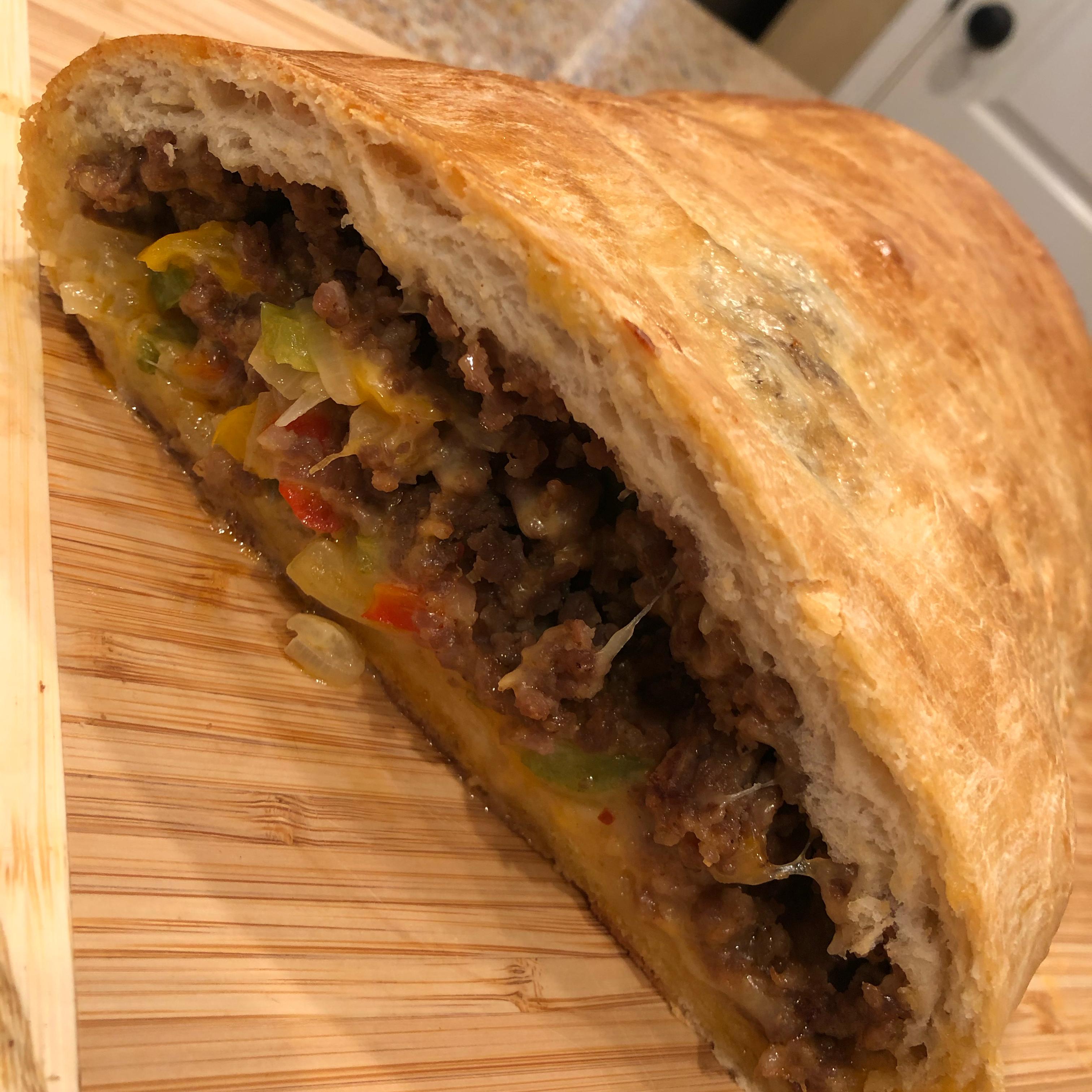 Breakfast Sausage Roll anox84