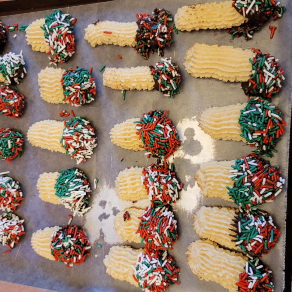 Gina's Italian Butter Cookies Adria Eernisse