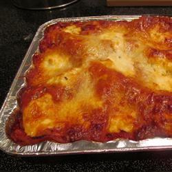 Spinach Lasagna III Carol in PA