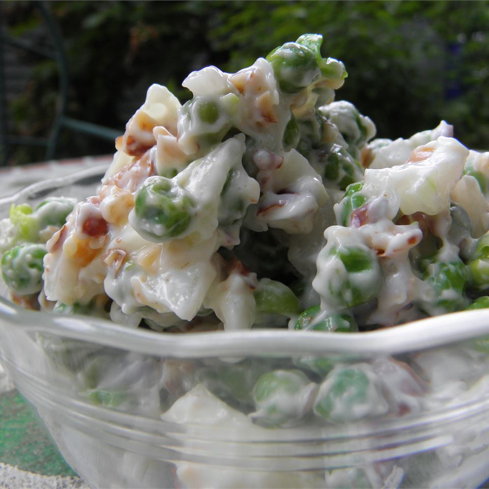 #1 Pea Salad Most Requested!
