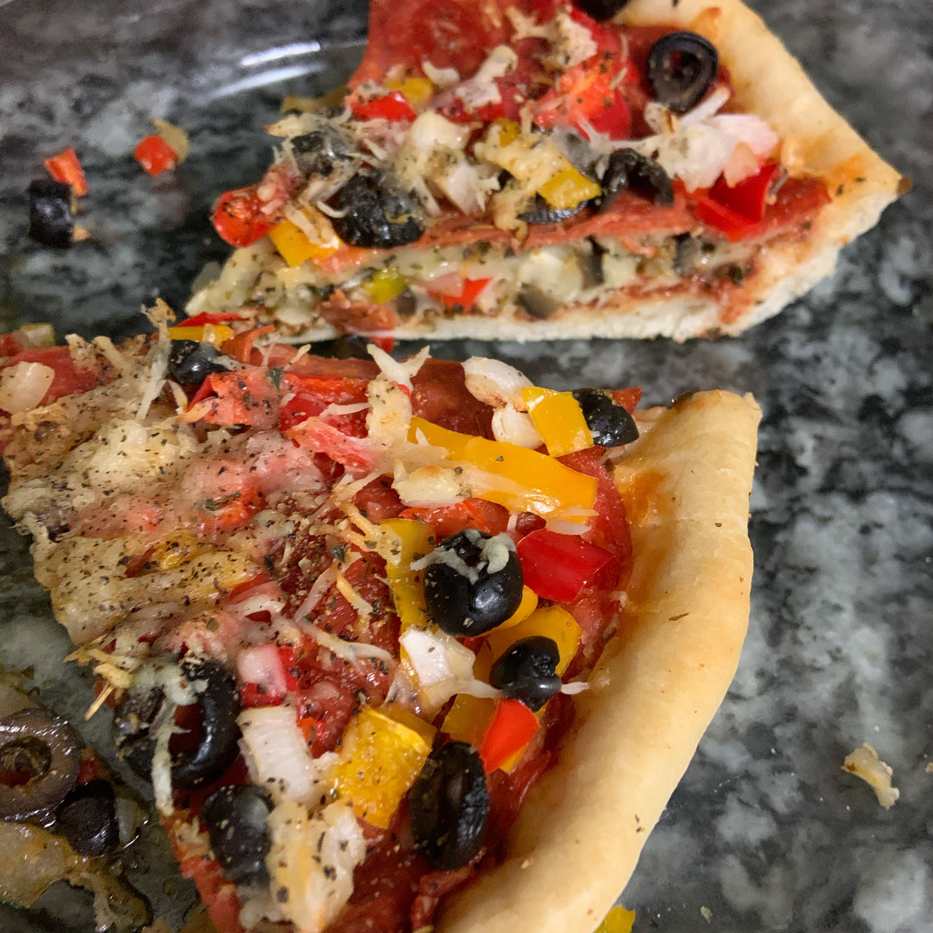 Chicago Style Stuffed Pizza Lana