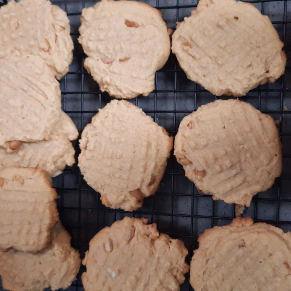 Elaine's Peanut Butter Cookies Esther Mock-Stephens