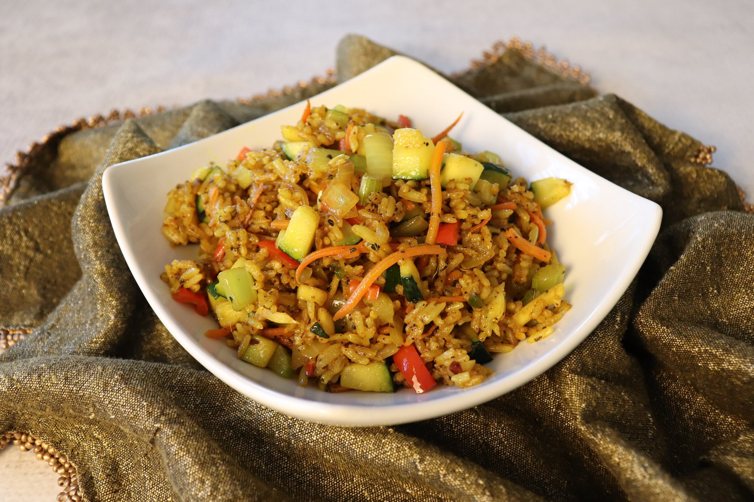 Yellow Curry Fried Rice Allrecipes