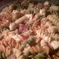 Pasta Salad a la Honeybear IzzyBorden