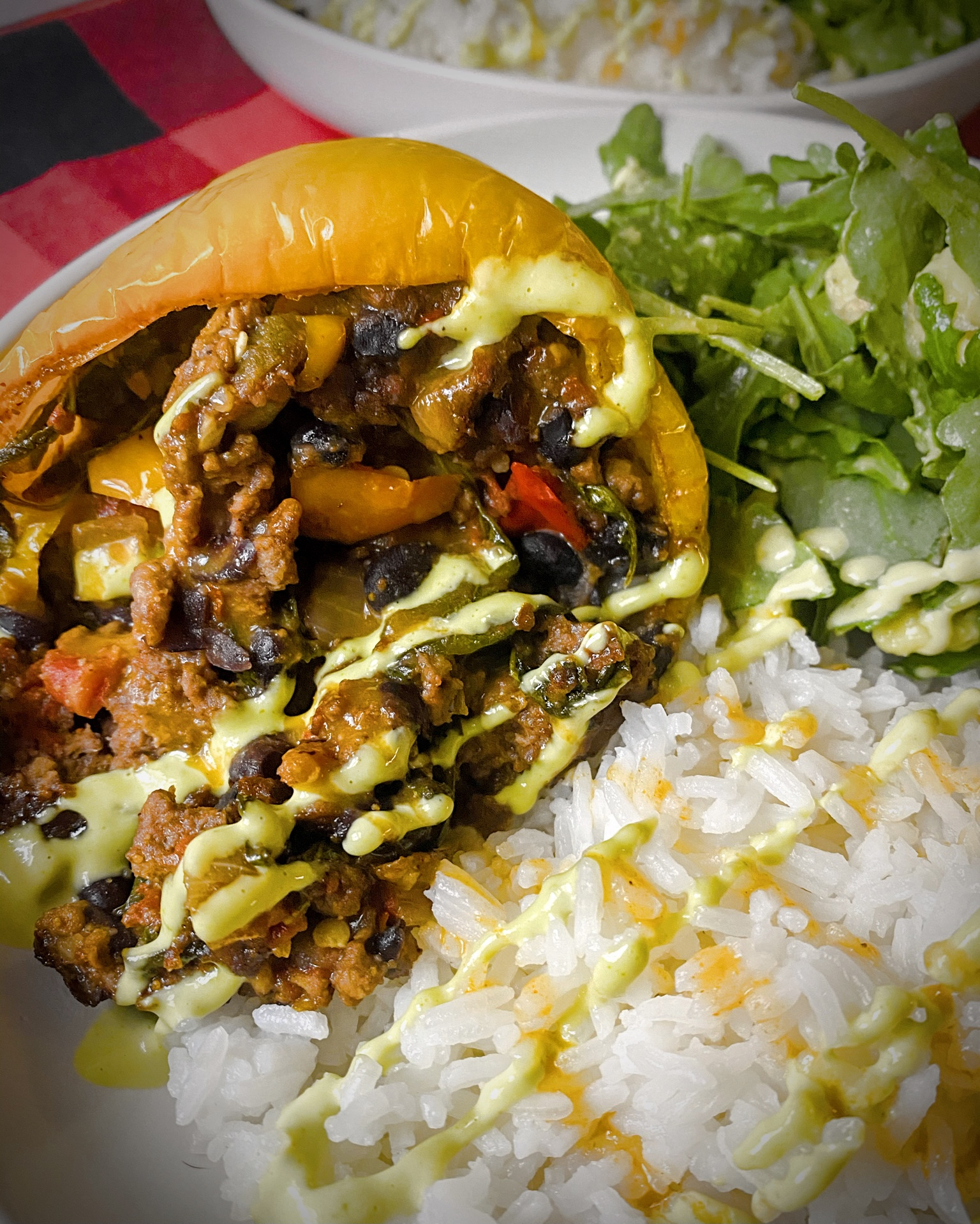 Impossible™ Stuffed Peppers