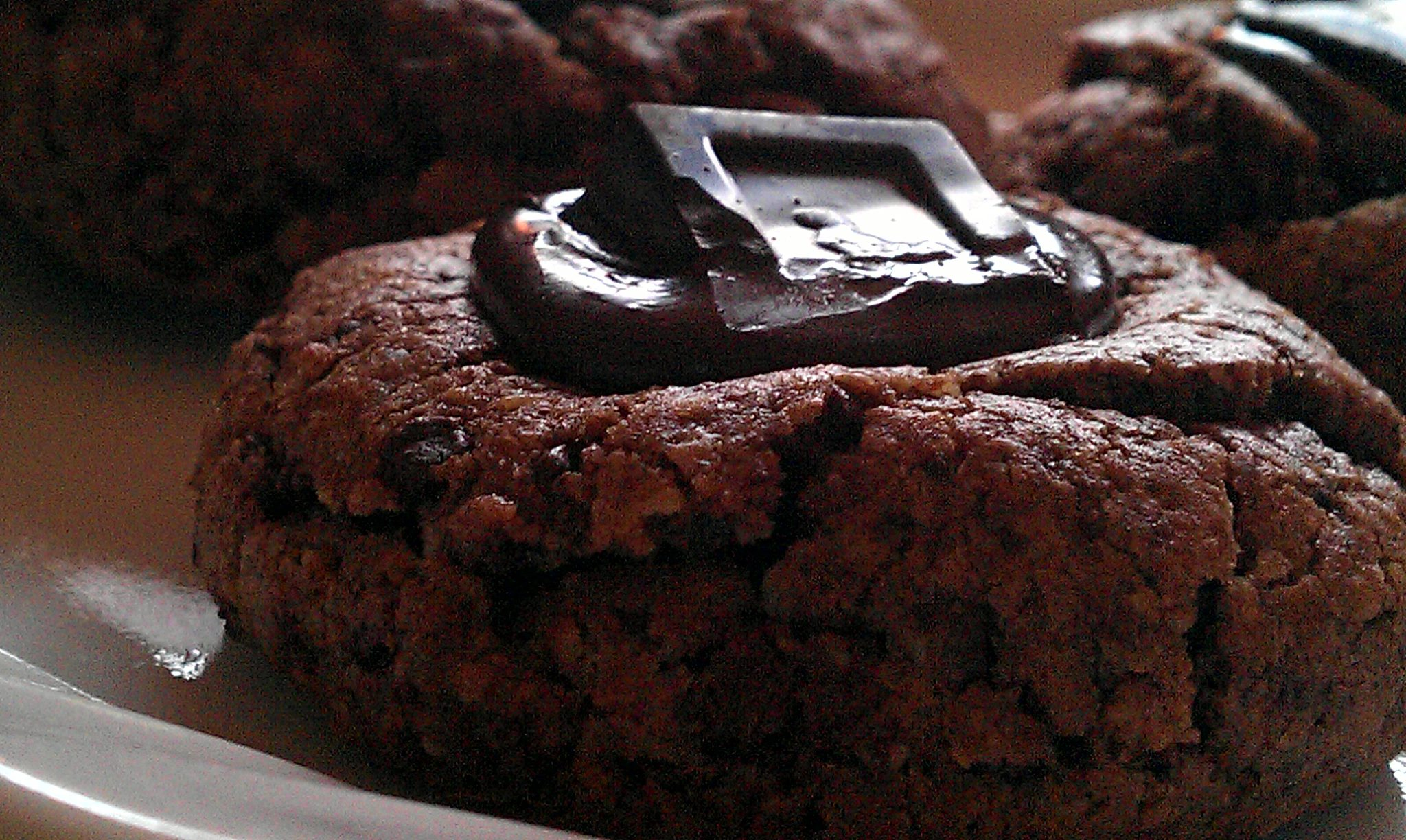 George's Chocolate Chip Cookies Amber Smith
