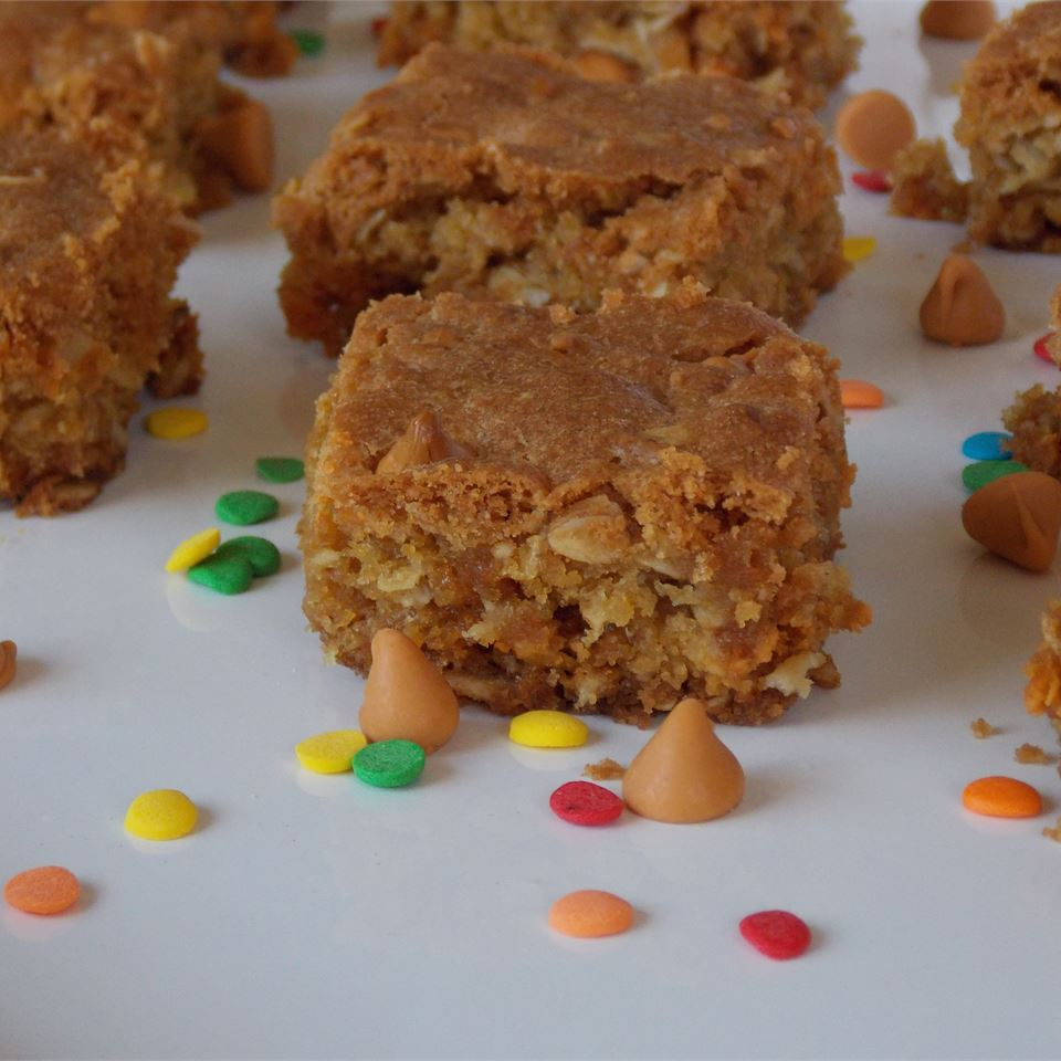 Oatmeal Scotchies in a Pan ABELAIRE