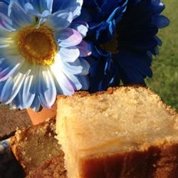 Moist Peach Pound Cake It's A New Day
