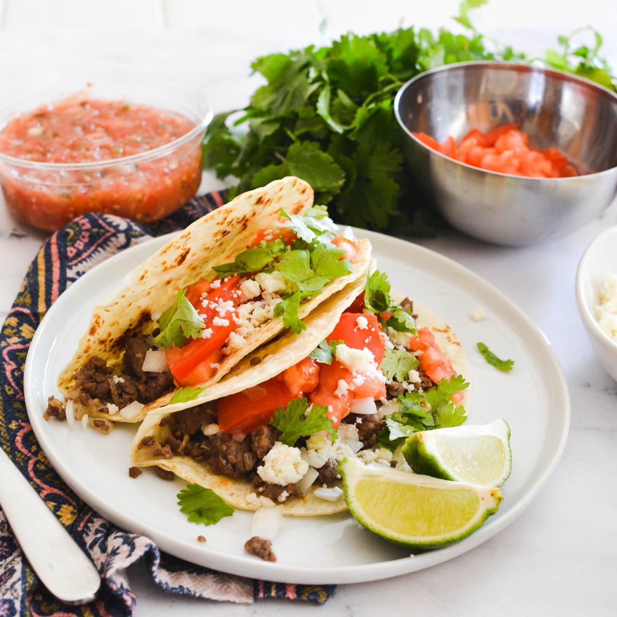Impossible™ Street Tacos
