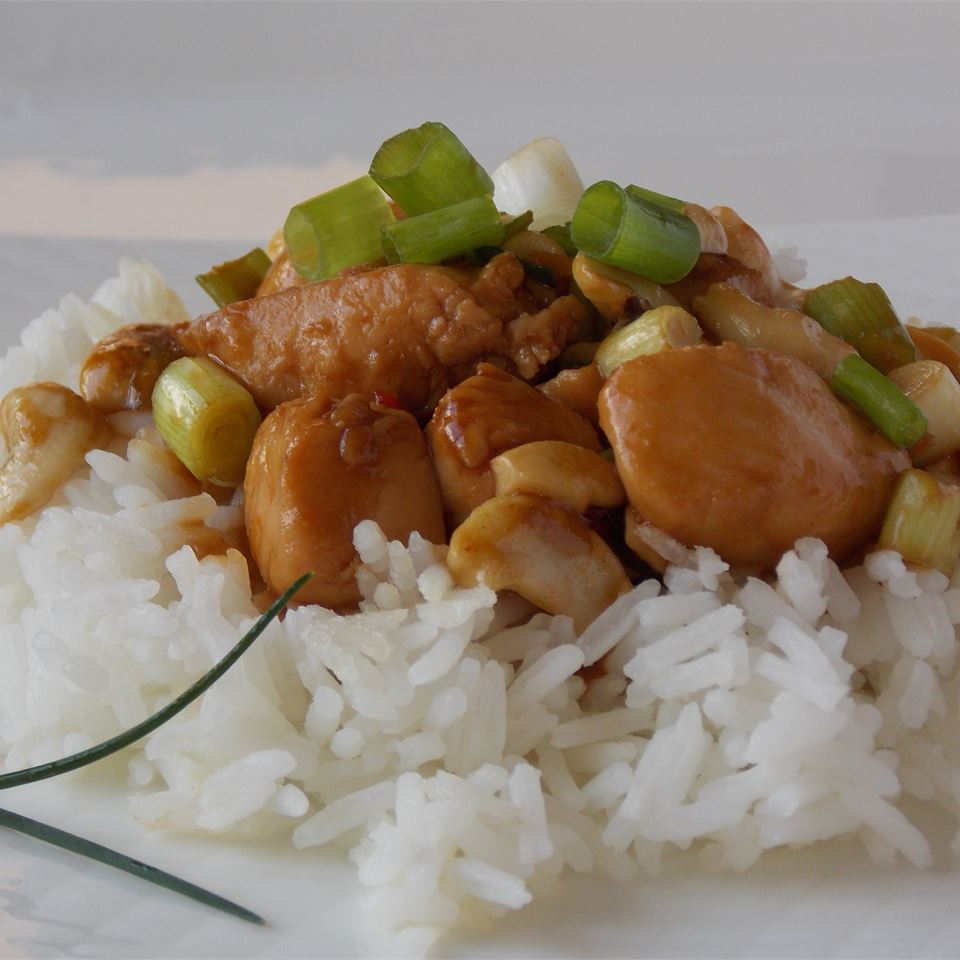 Thai Chicken with Cashew Nuts Baking Nana