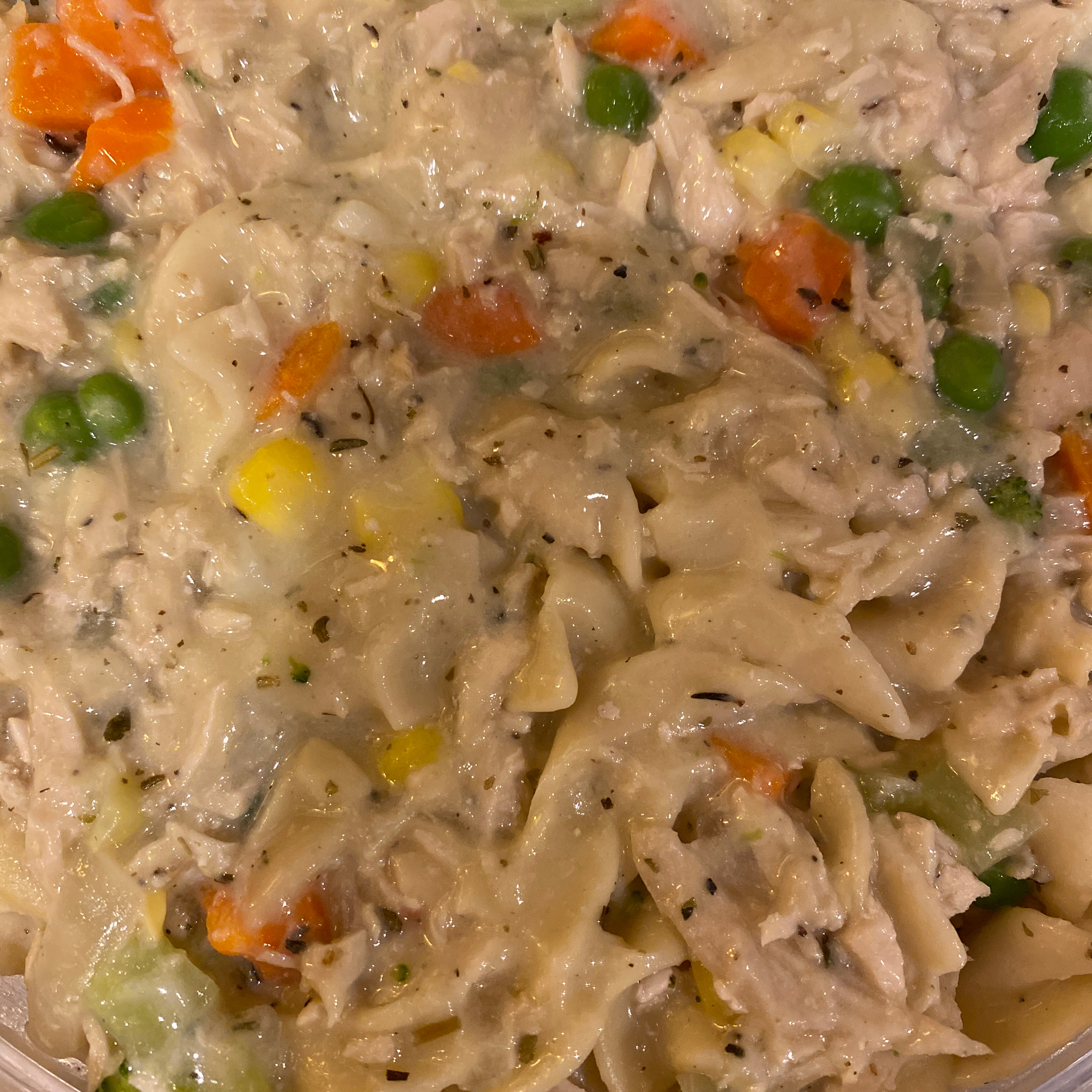 Instant Pot® Chicken Pot Pie Stew Melissa