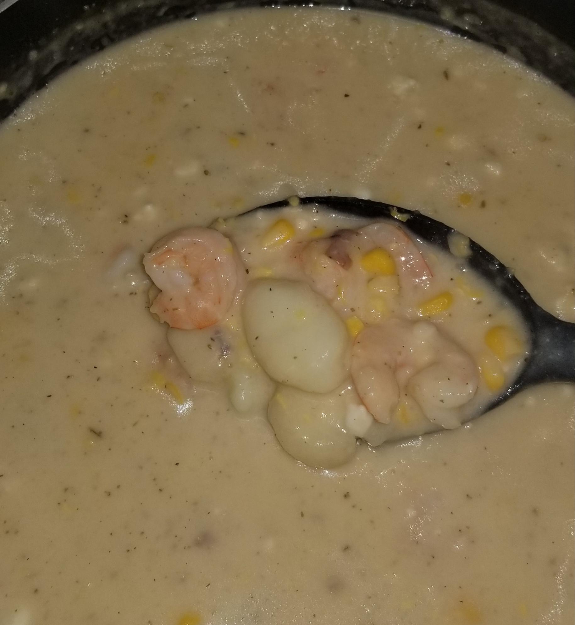 Corn Chowder - Fast and Great Nikki