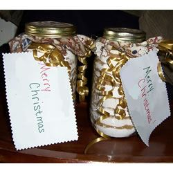 Gingerbread Cookie Mix in a Jar GRNEYE6879