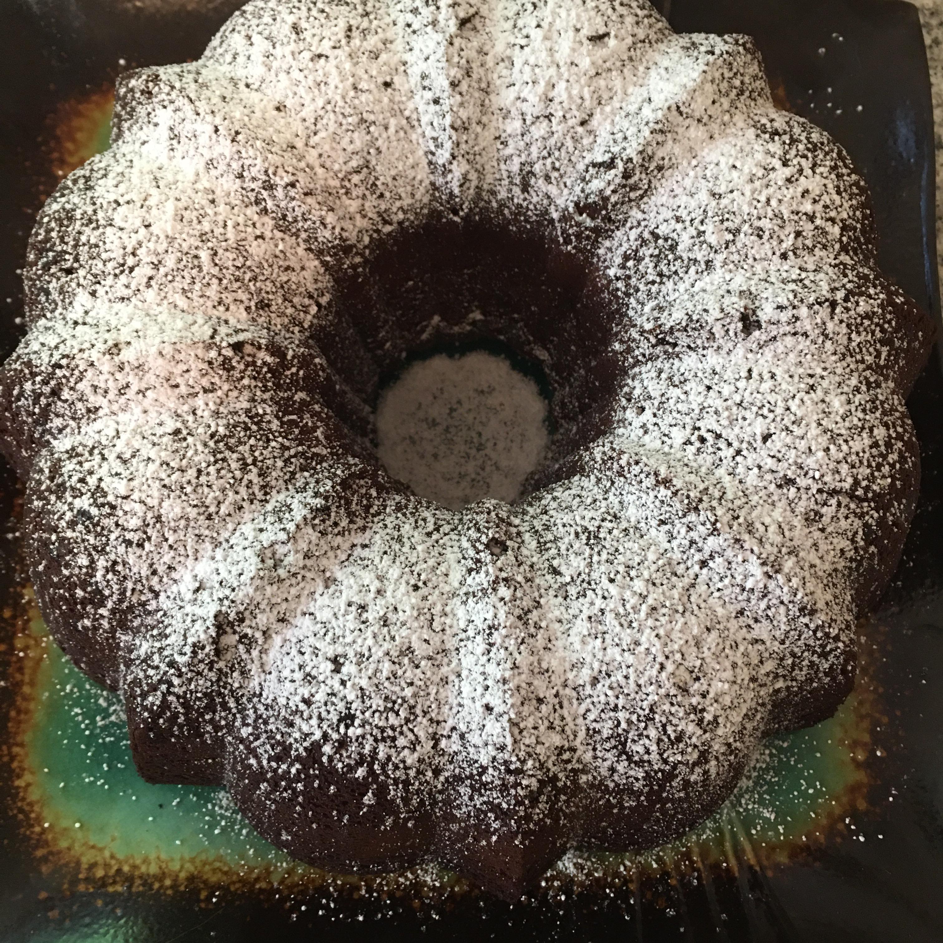 Chocolate Kahlua® Cake