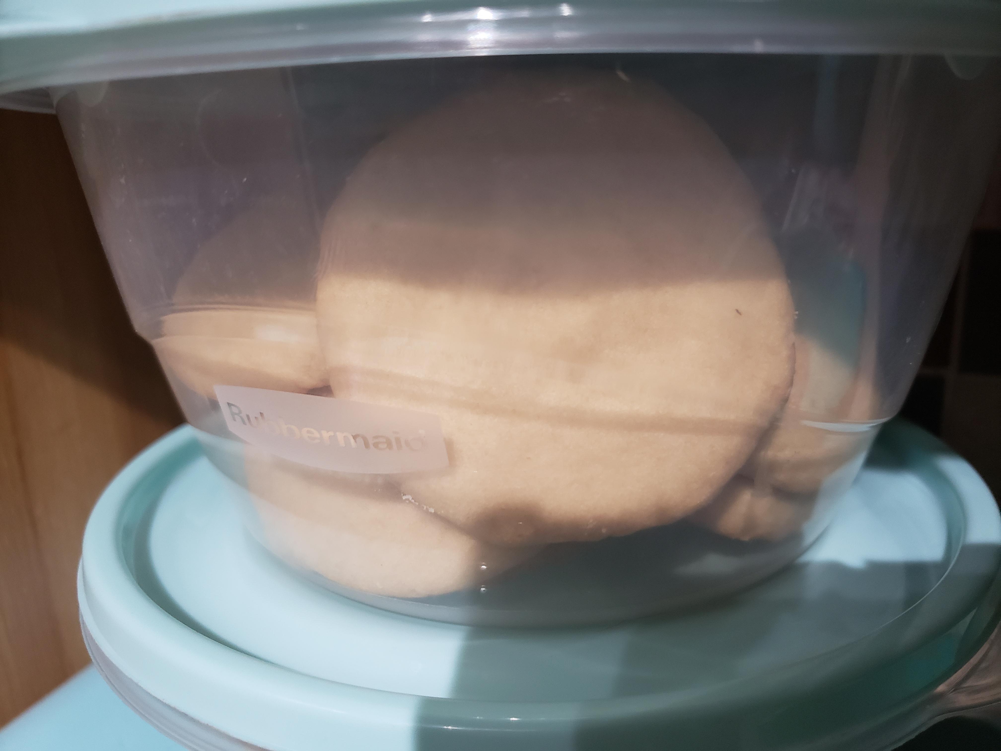 Mom's Sugar Cookies Li May