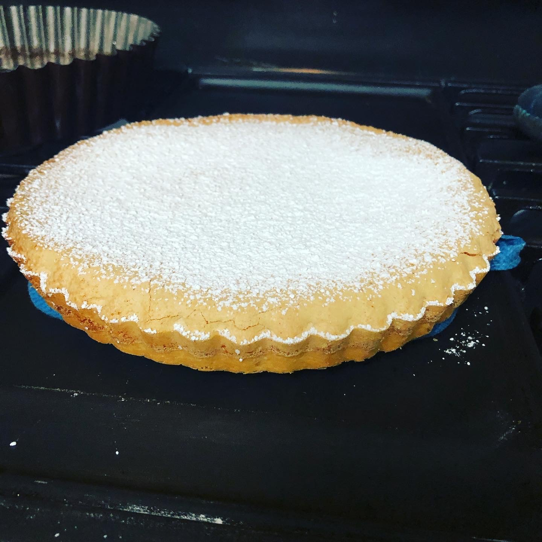 Sweet and Simple Lemon Tart