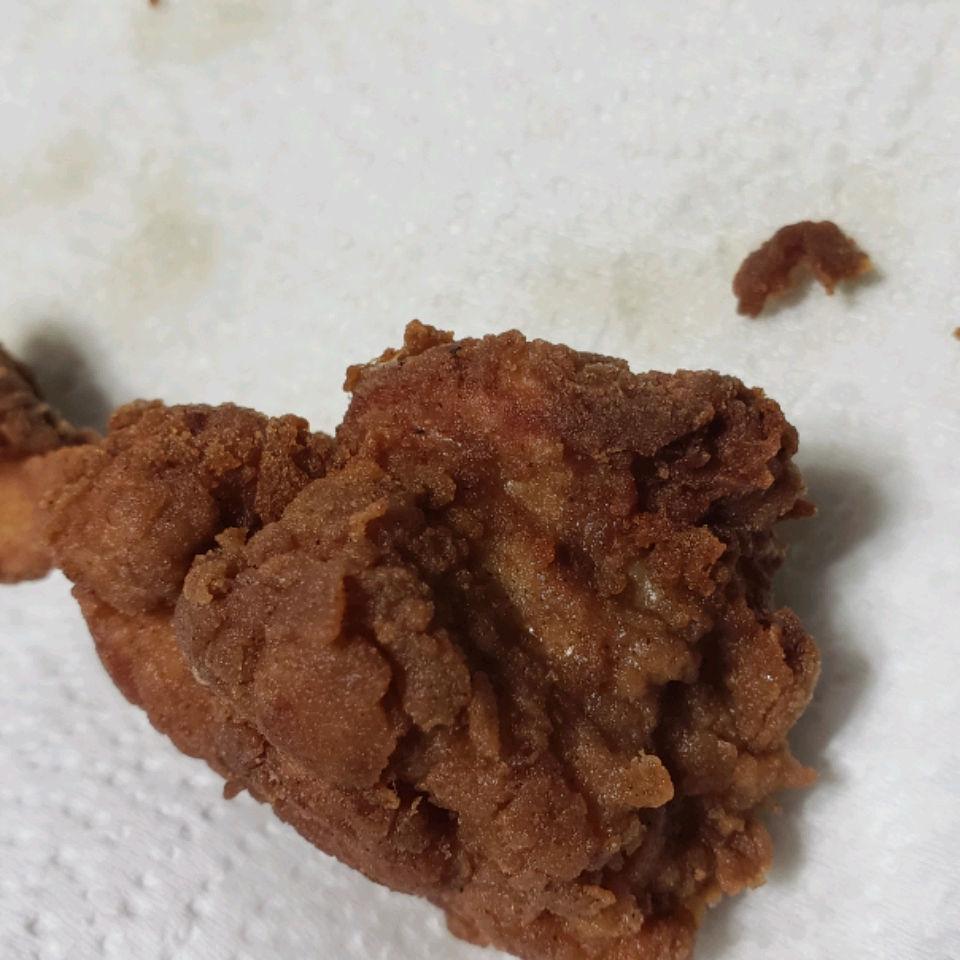 CSC (Cinnamon Sugar Cocoa) Fried Chicken Strips baker42