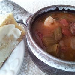 Good New Orleans Creole Gumbo Cook-ie