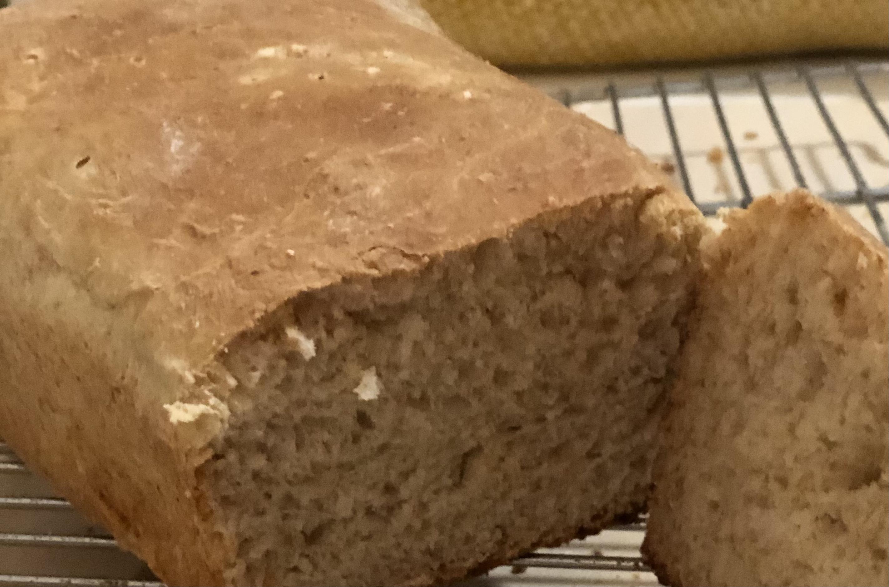 Sweet Wheat Bread bonniegail