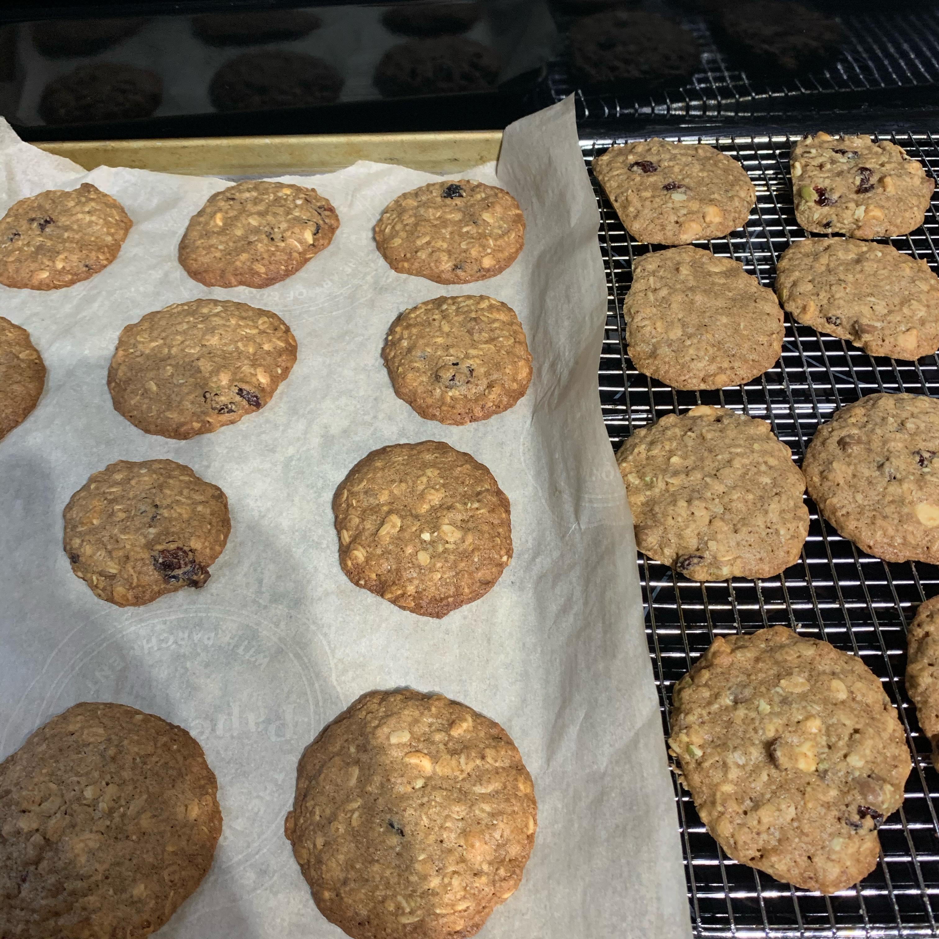 West Coast Trail Cookies