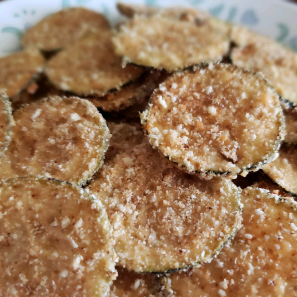 Healthy Zucchini Chips Kate