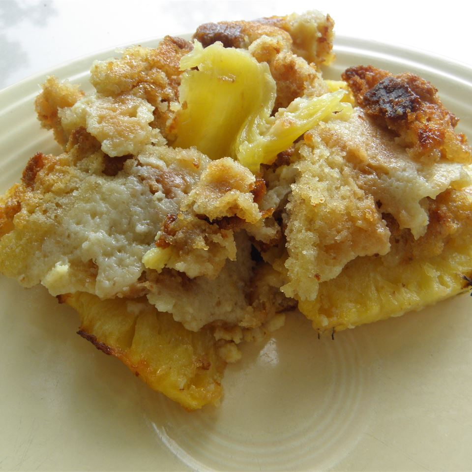 Baked Pineapple Side Dish