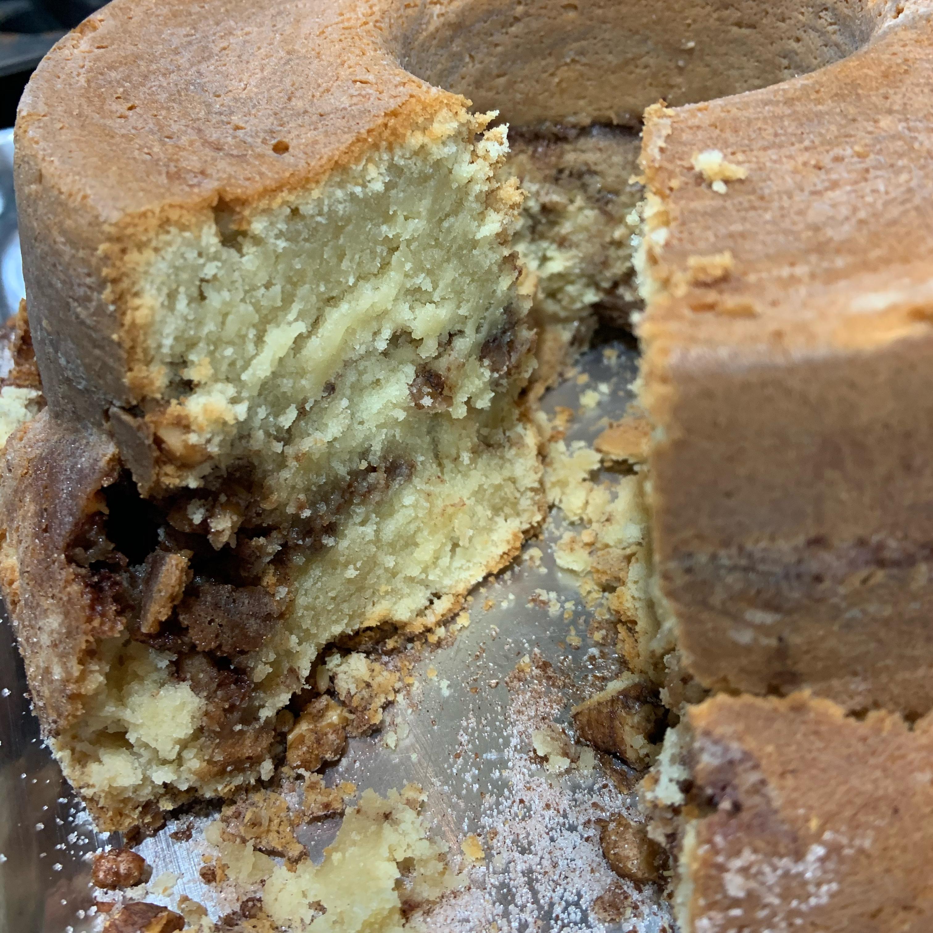 Cinnamon Coffee Cake I