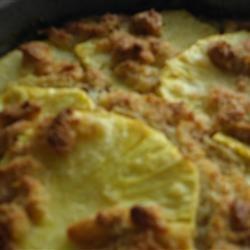 Baked Pineapple Side Dish Joey Joan