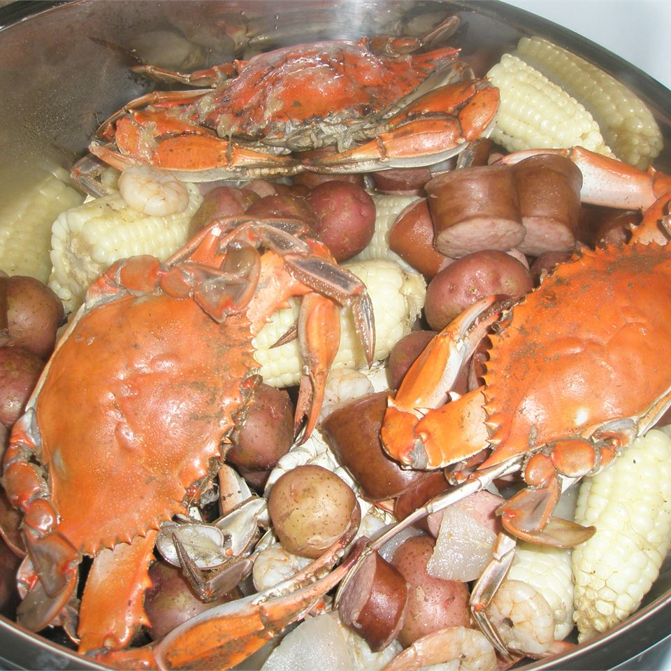 Dave's Low Country Boil Tracey Ferrari Posner