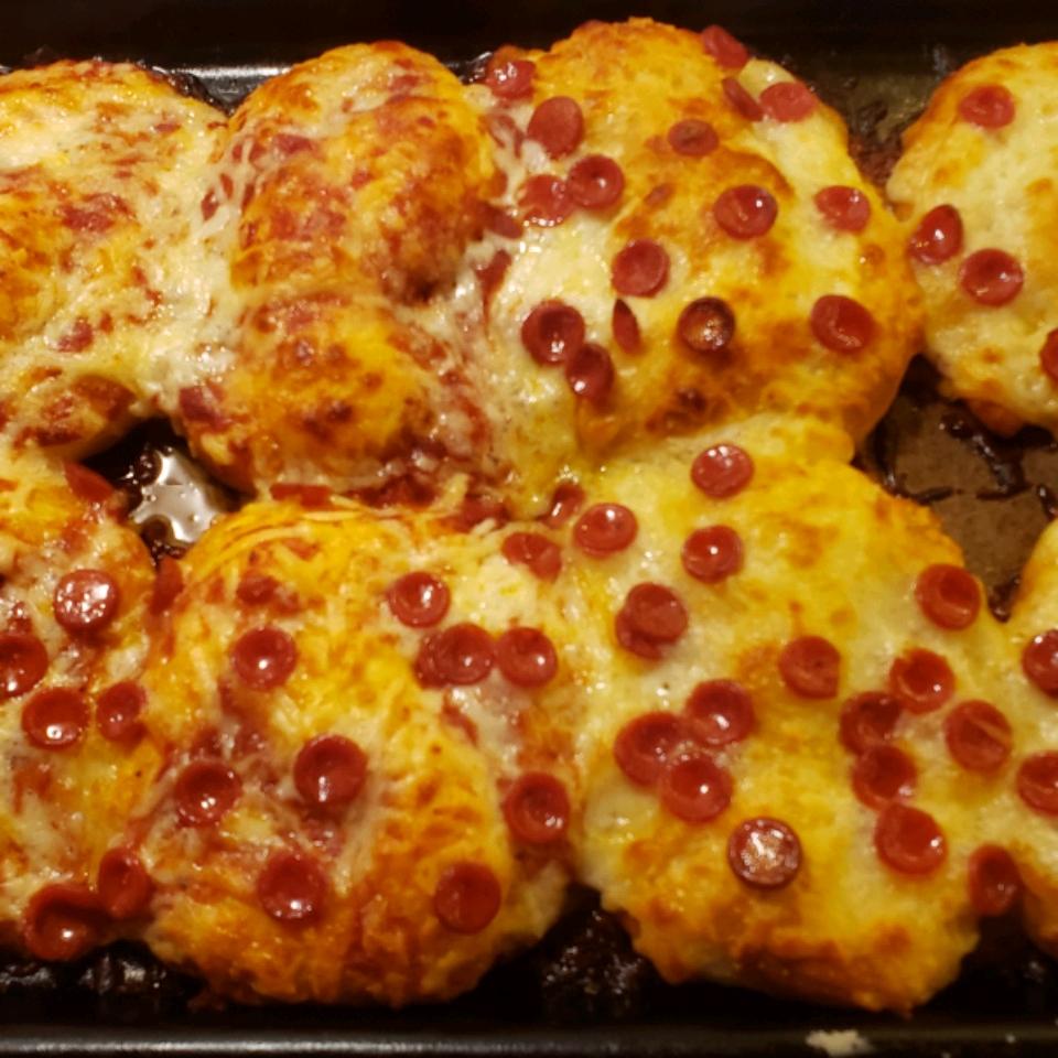 Pizza Dough Pretzels Amy Lemelin