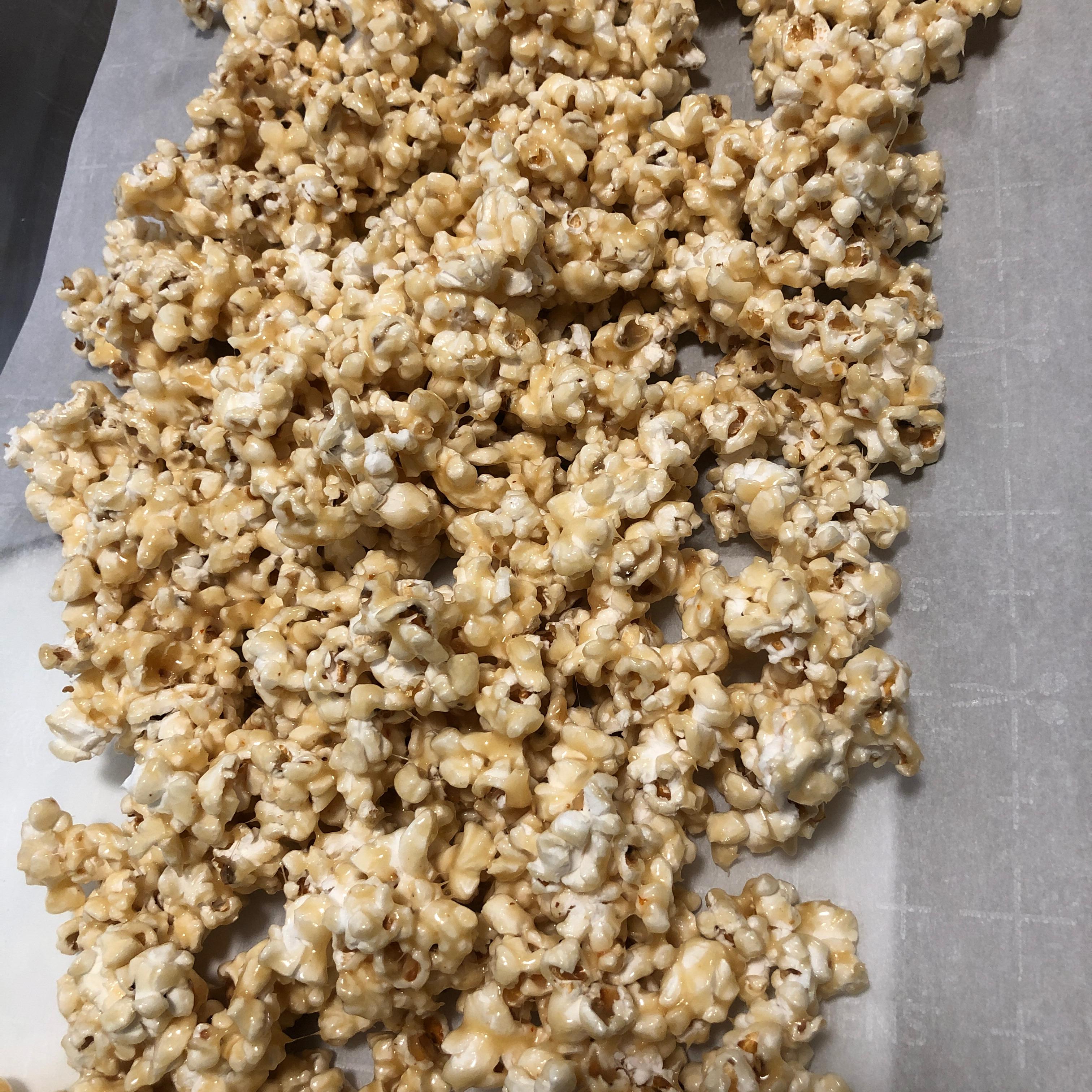 Butter Toffee Popcorn Sonnyd