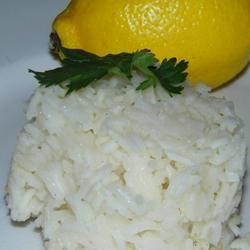 Lemon Basmati Rice Seattle2Sydney