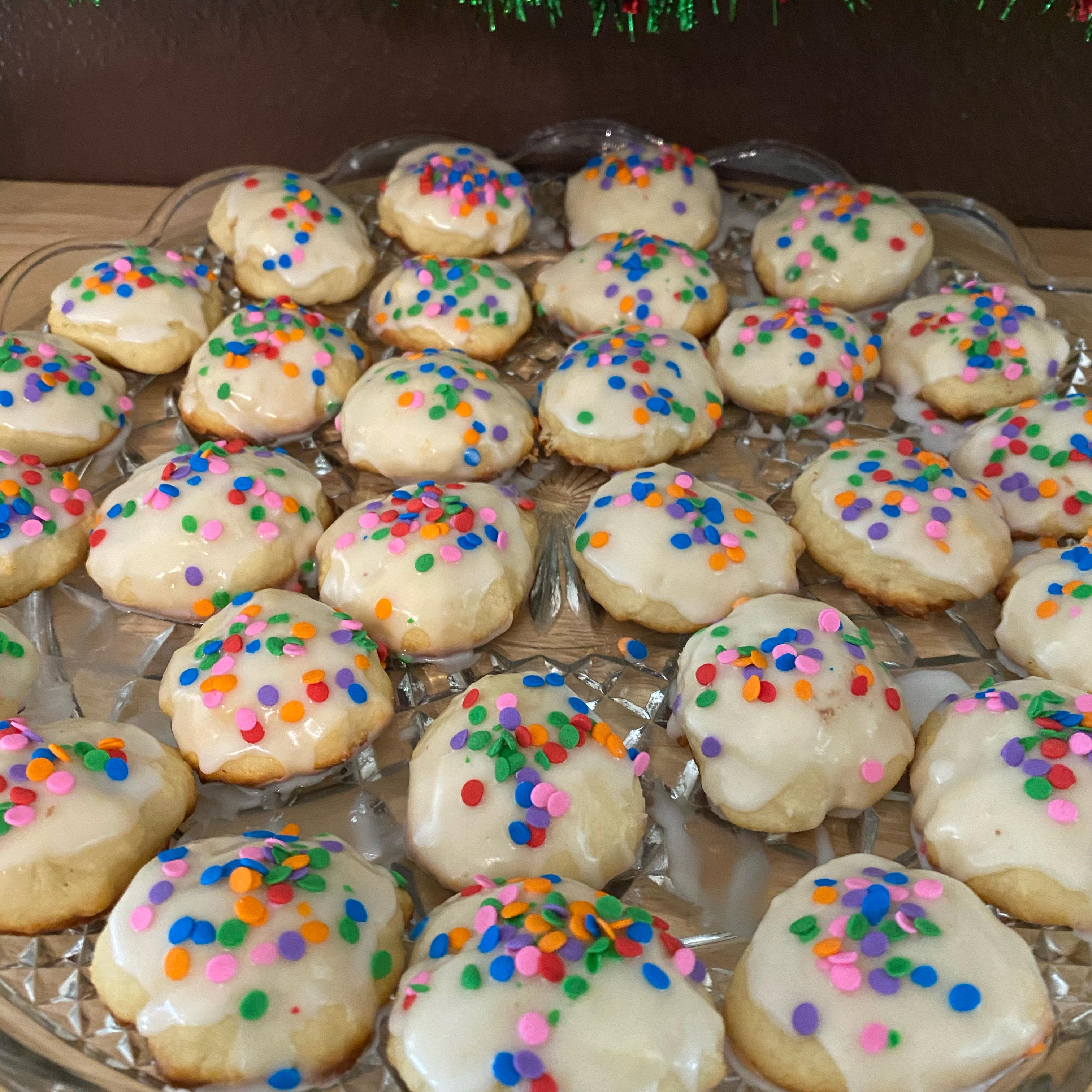 Ricotta Cookies III