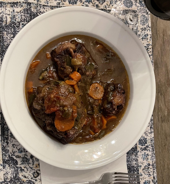 Estofado de Rabo de Toro (Spanish Oxtail Stew)