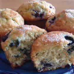Blueberry-Orange Muffins JLLL