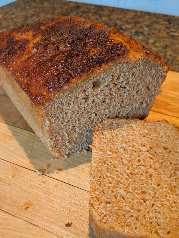 Apple Cider Oatmeal Bread Scott Milne