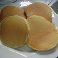 Eggnog Pancakes Sarah Jo