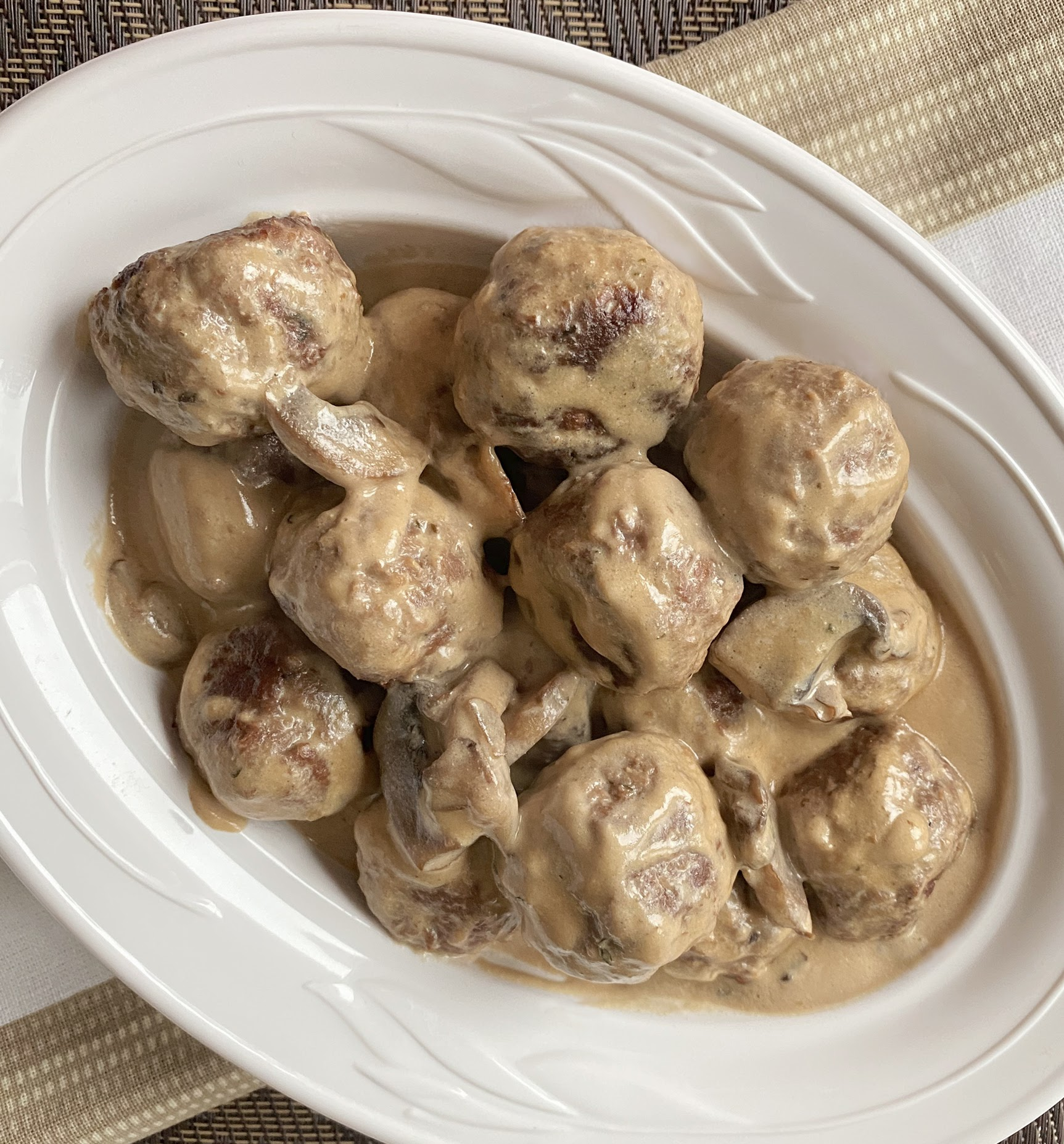 Impossible™ Swedish Meatballs