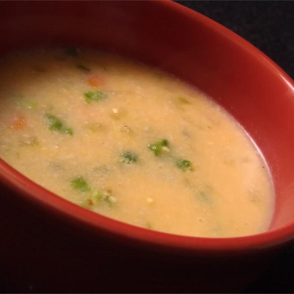 Jalapeno Soup MBKRH