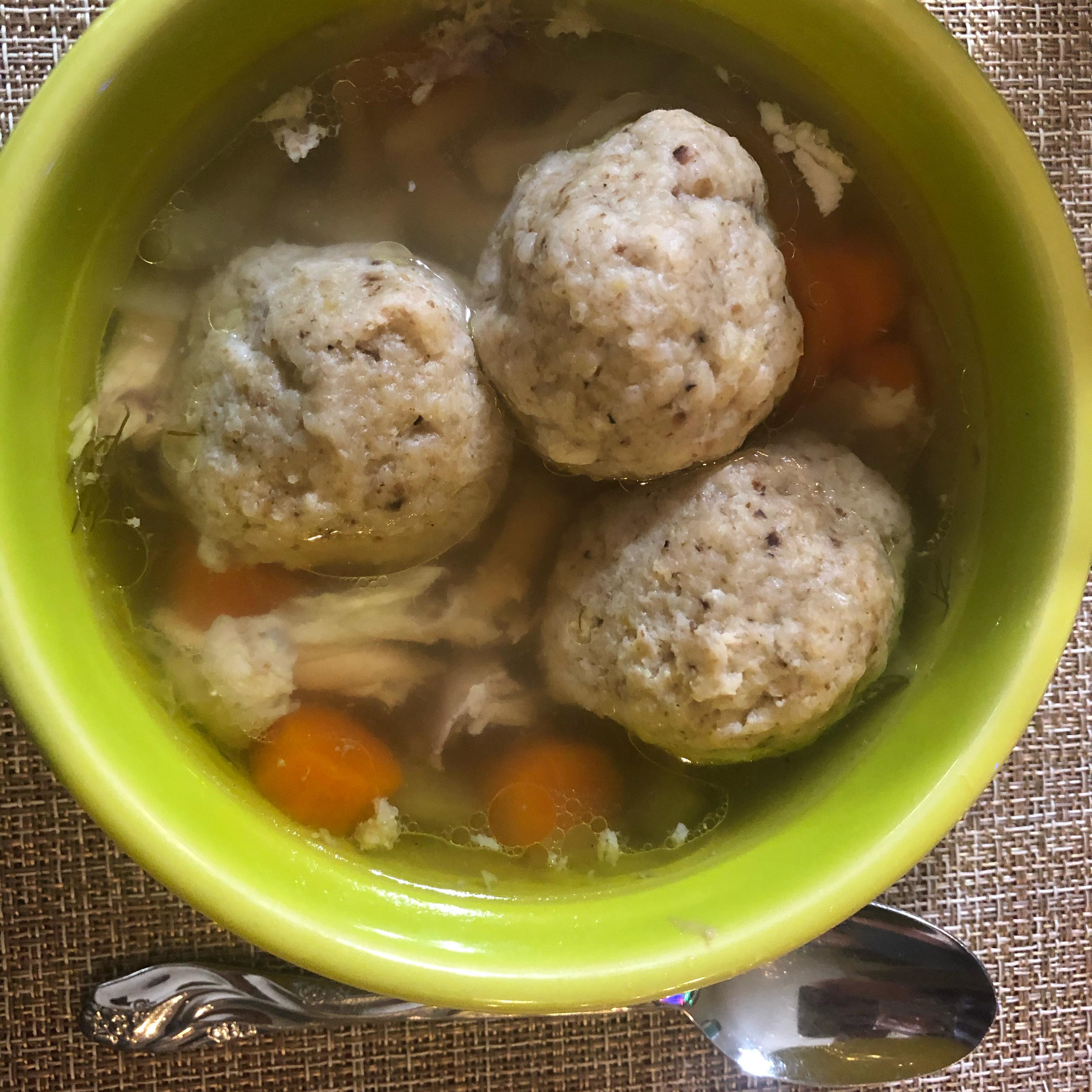 Jewish Chicken Soup