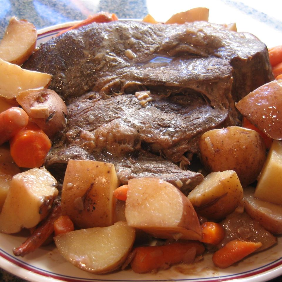 Kathy's Roast and Vegetables