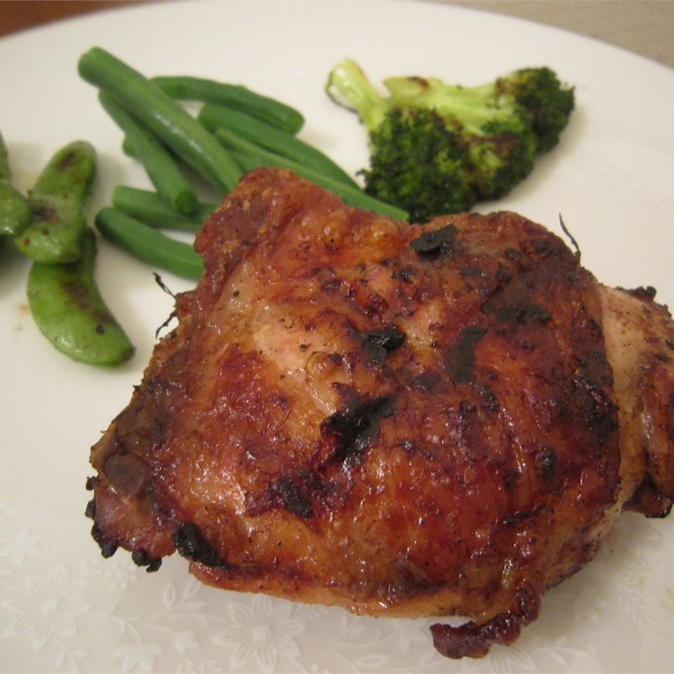 Grilled Five Spice Chicken rufus
