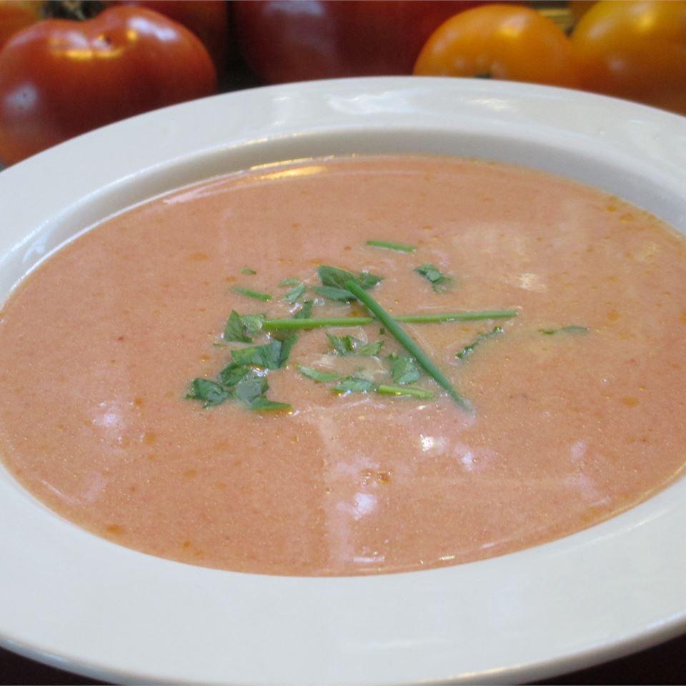 Cream of Tomato Soup AuntE