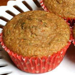 Zucchini Yogurt Multigrain Muffins Jennifer Baker