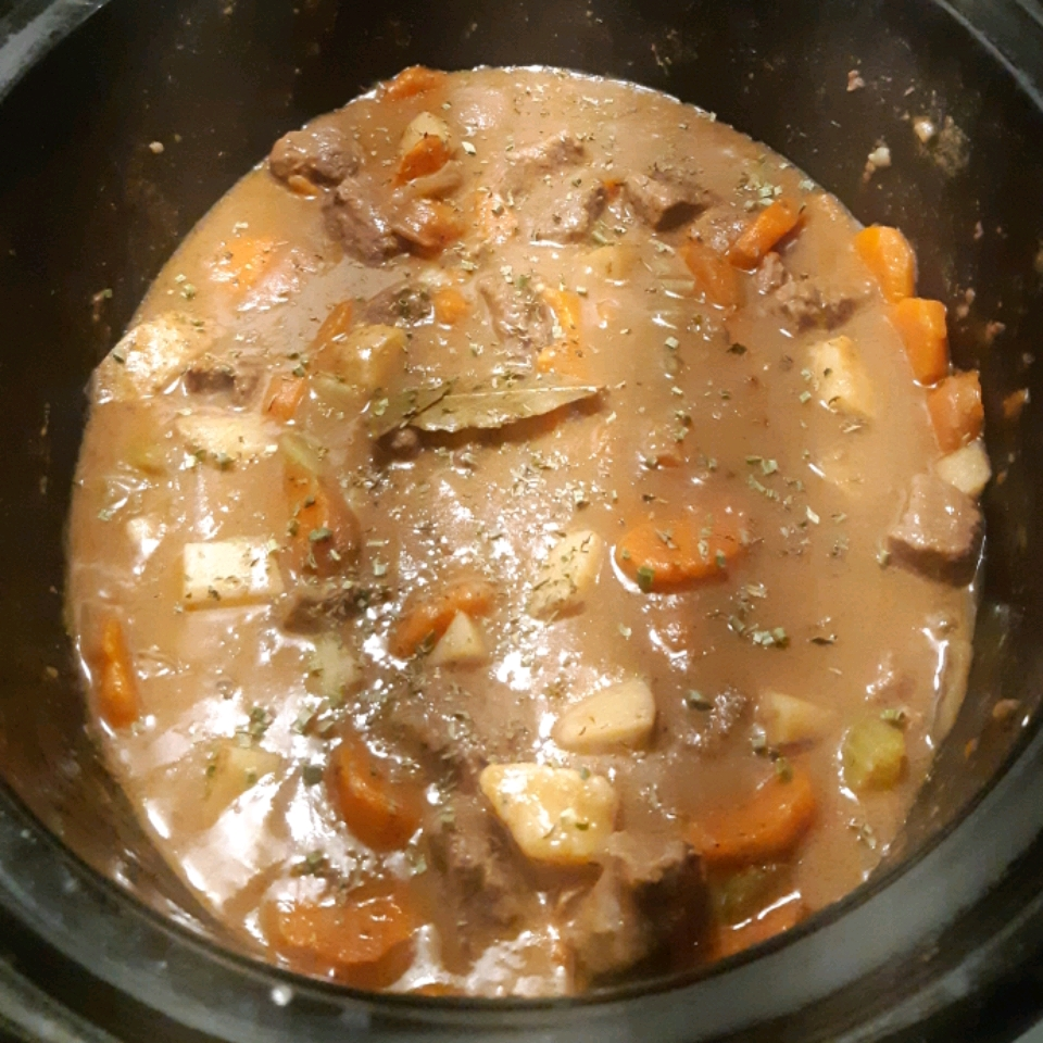 Slow Cooker Beef Stew I