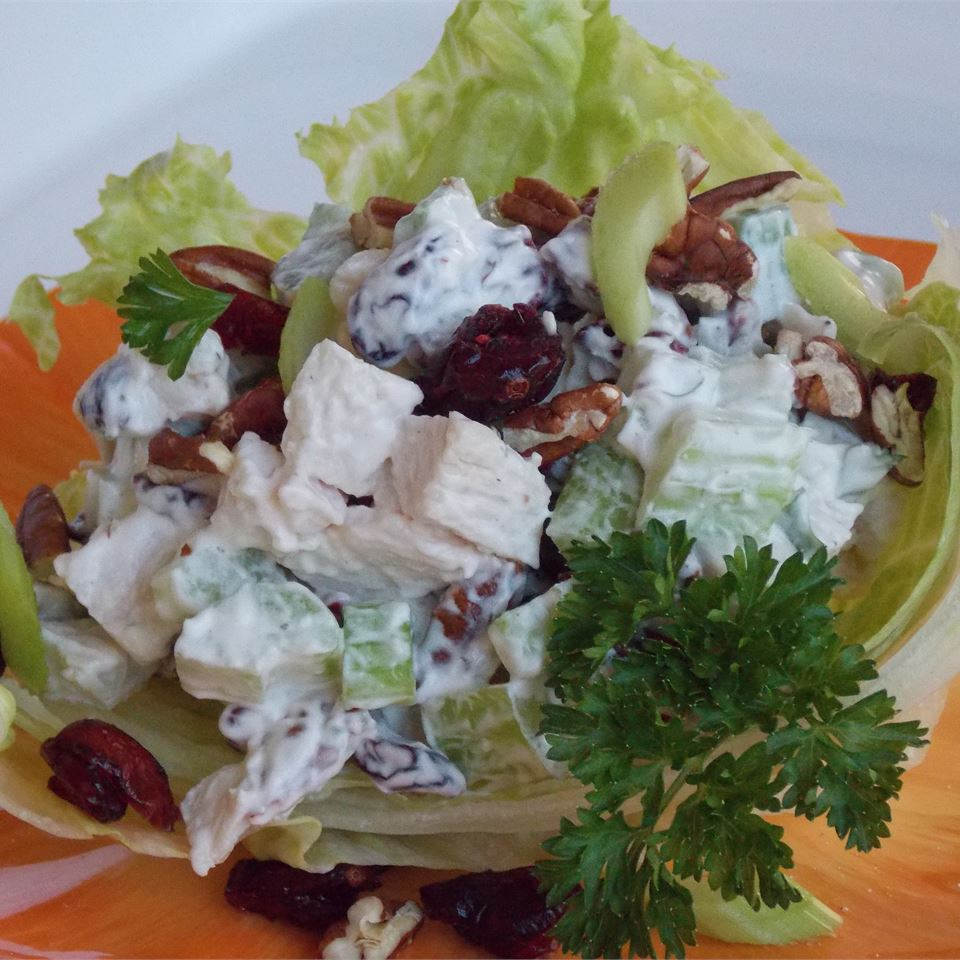Cape Cod Turkey Salad