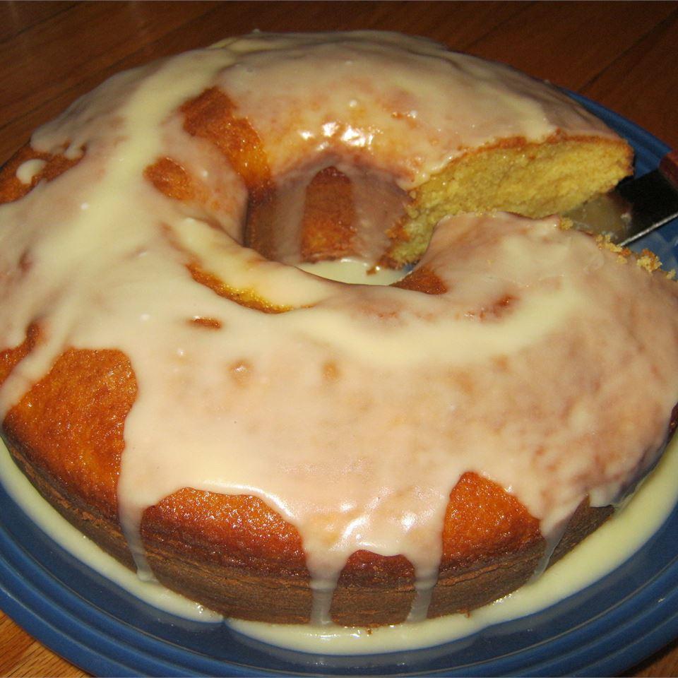 Sour Cream Bundt Cake