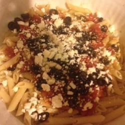 Greek Pasta Yvette