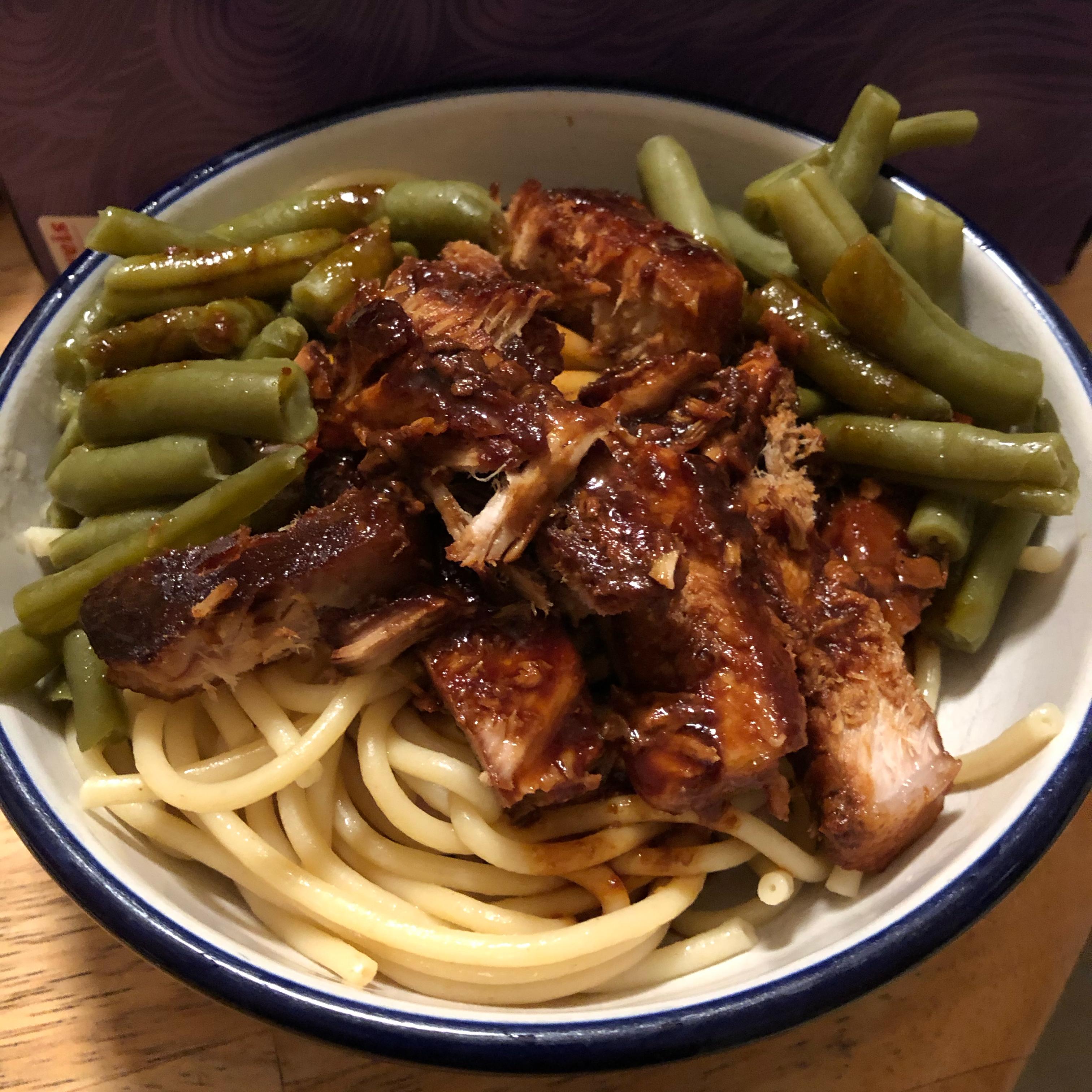 Savory Slow Cooker Pork Chops Lenny